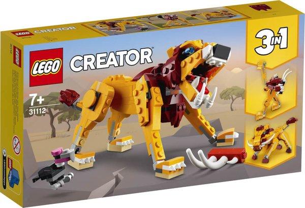 31112  LEGO® Creator Wilder Löwe
