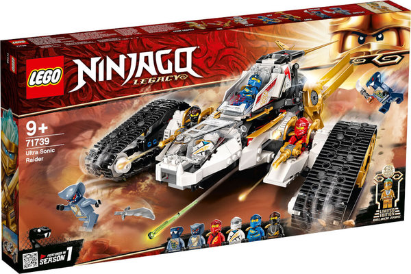 71739 LEGO® NINJAGO  Ultraschall-Raider