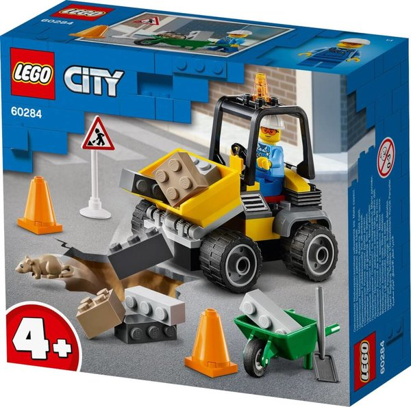60284 LEGO® City Baustellen-LKW