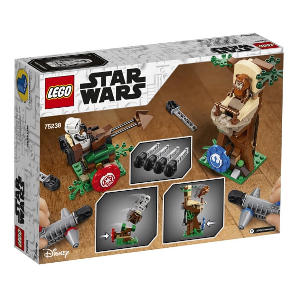 75238 LEGO® Star Wars Action Battle Endor Attacke