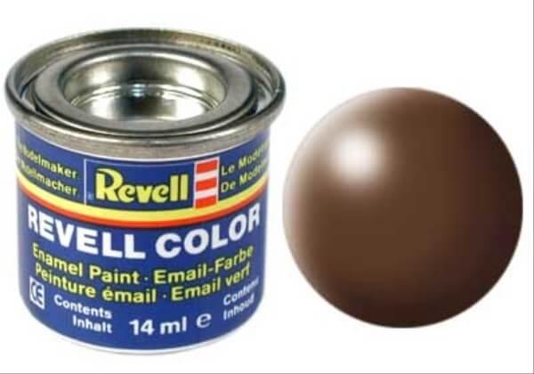 REVELL 32381 braun, seidenmatt RAL 8025 14 ml-Dose