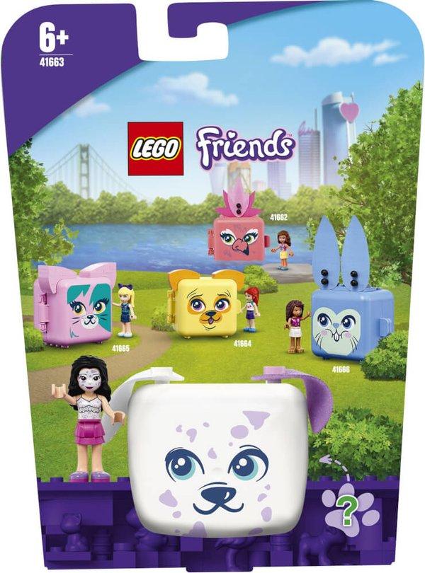 41663  LEGO® Friends Magische Würfel Emmas Dalmatiner-Würfel