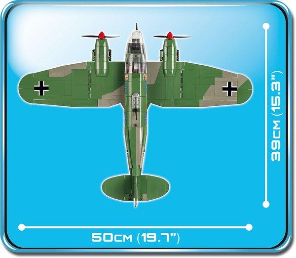 Cobi 5717 Heinkel HE 111 P-2 - Pad Printed -