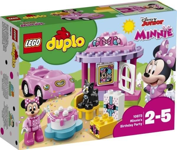 10873 LEGO® DUPLO® Minnies Geburtstagsparty