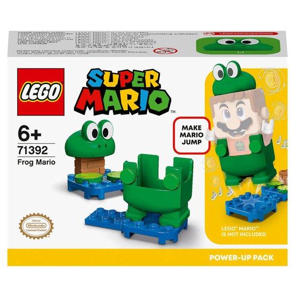 71392 LEGO® Super Mario  Frosch-Mario Anzug