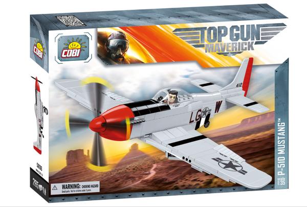 Cobi 5806 Top Gun Mustang P-51D
