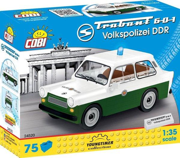 24520 COBI TRABANT 601 VOLKSPOLIZEI DDR