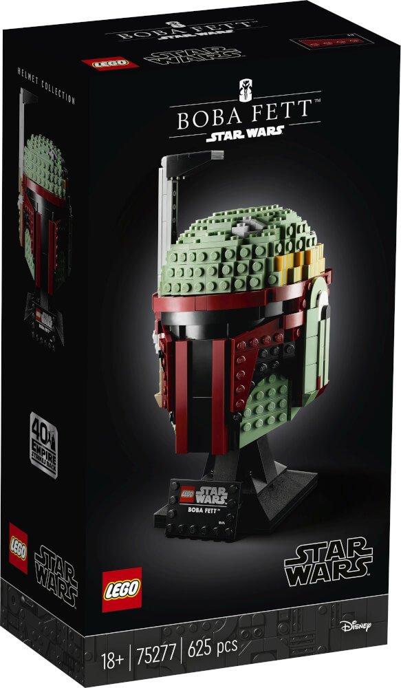 75277 LEGO® Star Wars Boba Fett Helm