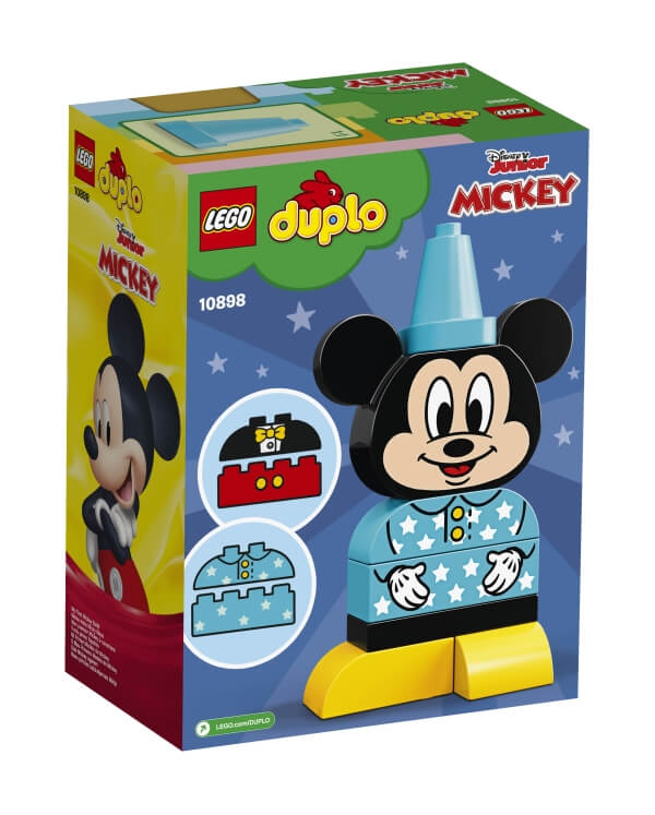 10898 LEGO® DUPLO® 10898 Meine erste Mickey Maus