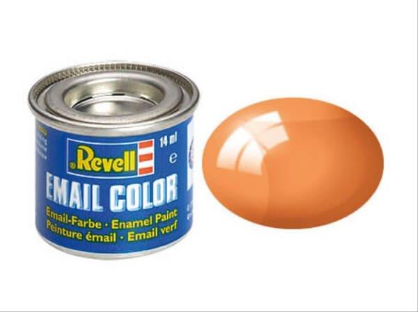 REVELL 32730 orange, klar 14 ml-Dose