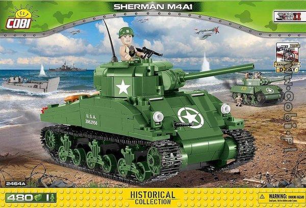 2464A COBI SHERMAN M4A1