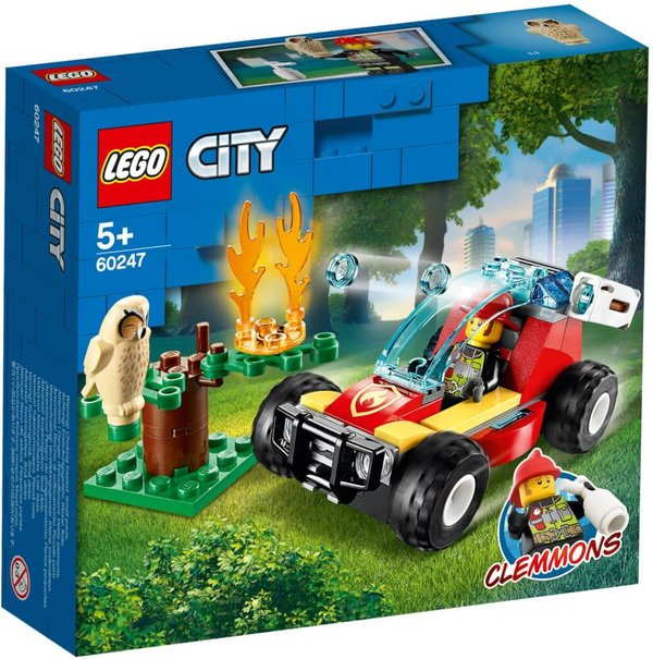 60247 LEGO® City Waldbrand