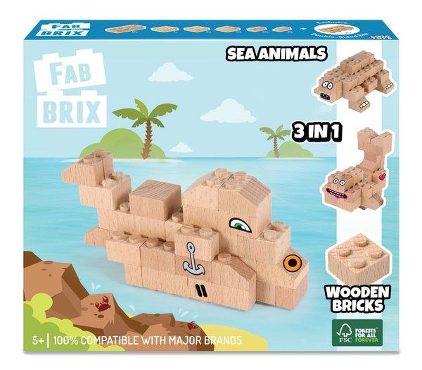 FabBRIX 1807 Sea Animals
