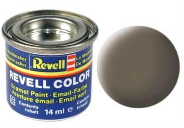 REVELL 32186 khakibraun, matt RAL 7008 14 ml-Dose