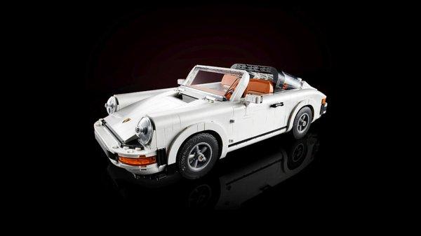 10295 LEGO® Creator Porsche 911, Seltenes Set