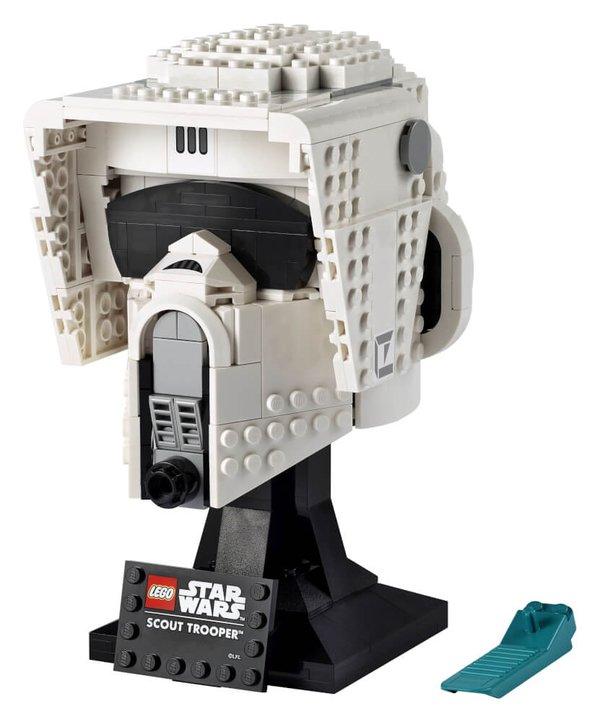 LEGO® Star Wars# 75305 Scout Trooper# Helm