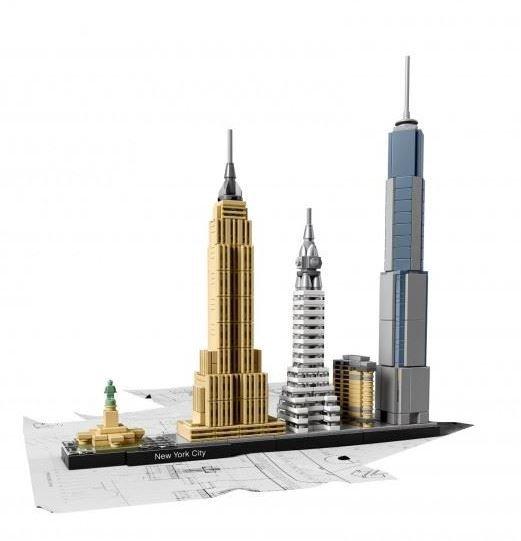 21028 LEGO® Architecture New York City
