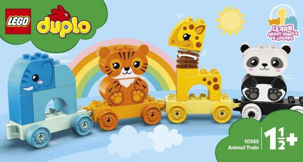 10955 LEGO® DUPLO®  Tierzug