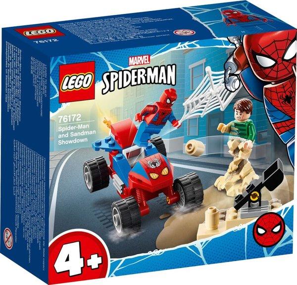 76172 LEGO® Marvel Super Heroes#  Das Duell von Spider-Man und Sandman
