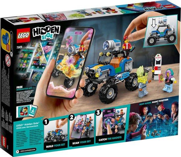 70428 LEGO® HIDDEN Side Jacks Strandbuggy