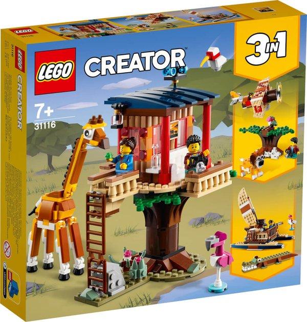 31116 LEGO® Creator Safari-Baumhaus