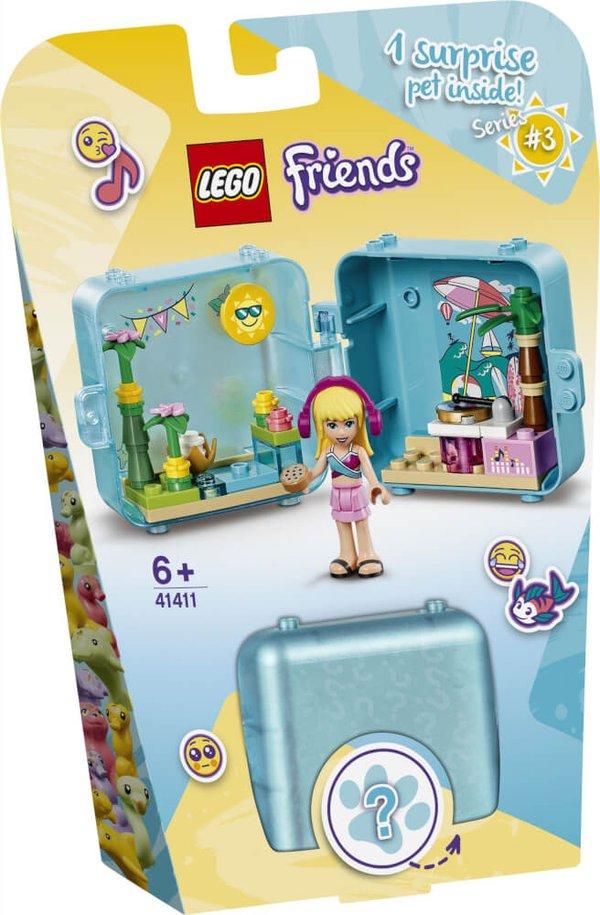 41411 LEGO® Friends Magische Würfel Stephanies Sommer Würfel - Strandparty