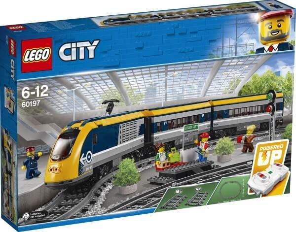 60197 LEGO® City Personenzug Spielzeugeisenbahn