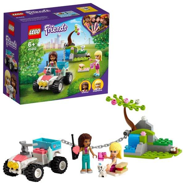 41442 LEGO® Friends Tierrettungs-Quad