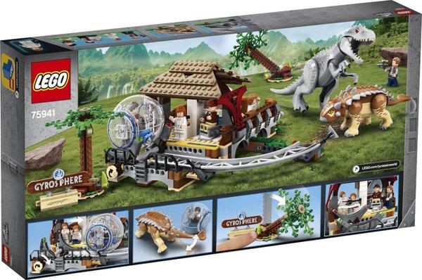 75941 LEGO® Jurassic World Indominus Rex vs. Ankylosaurus