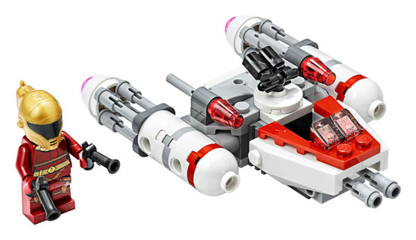 75263 LEGO® Star Wars Widerstands Y-Wing™ Microfighter