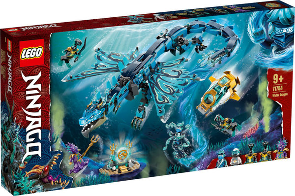 71754 LEGO® NINJAGO Wasserdrache