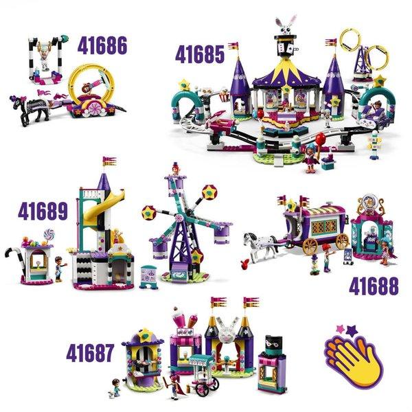 41688 LEGO® Friends Magischer Wohnwagen