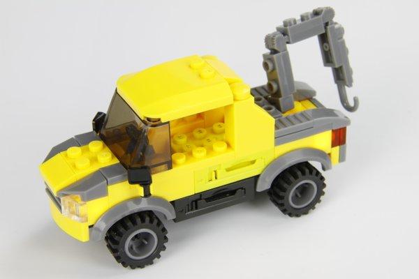 STAX Hybrid 30807 Towing Truck Abschleppwagen mit Licht & Sound