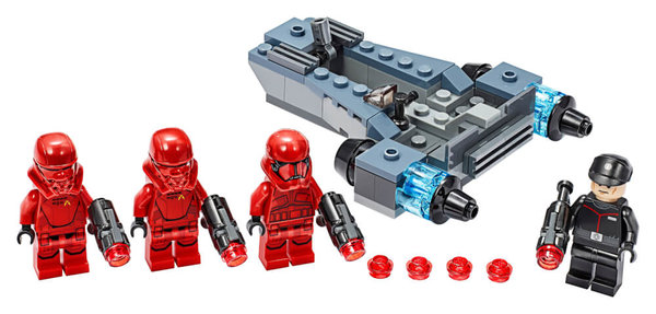 75266 LEGO® Star Wars Sith Troopers Battle Pack