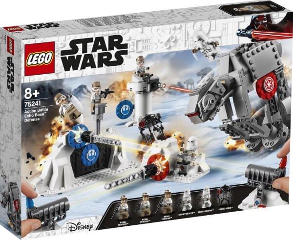 75242 LEGO® Star Wars TIE Interceptor  Allianz-Pilot