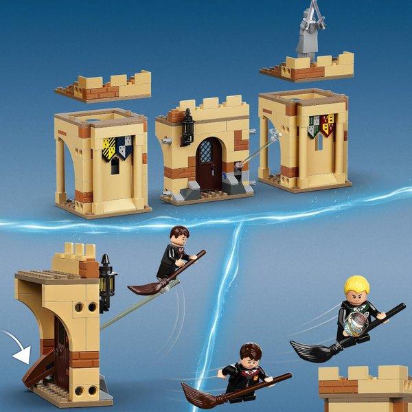 76395 LEGO® Harry Potter  Hogwarts#: Erste Flugstunde, Seltenes Set