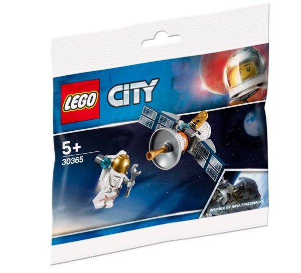 30365 LEGO® City Weltraum Raumfahrtsatellit