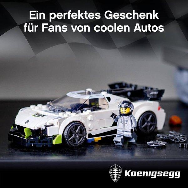 76900 LEGO® Speed Champions  Koenigsegg Jesko