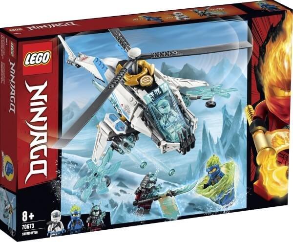 70673 LEGO® Ninjago ShuriCopter