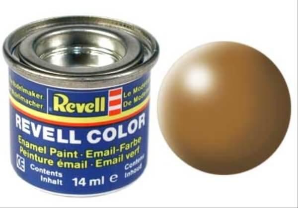 REVELL 32382 holzbraun, seidenmatt RAL 8001 14 ml-Dose