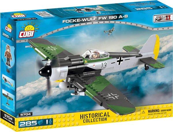 5704 COBI Focke-Wulf Fw 190A-8