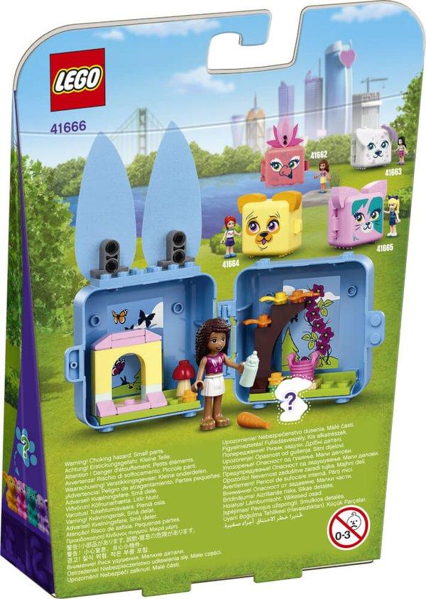 41666 LEGO® Friends Magische Würfel Andreas Häschen-Würfel
