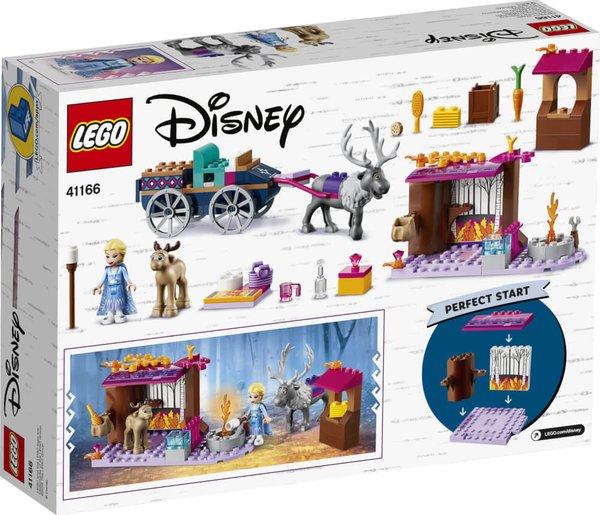 41166 LEGO® Disney Princess Elsa und die Rentierkutsche
