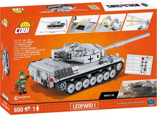 3037 COBI LEOPARD 1