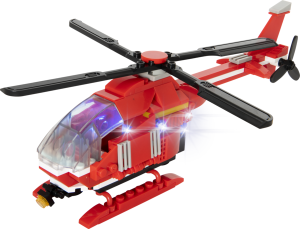 STAX Hybrid Helicopter 30818 Helikopter
