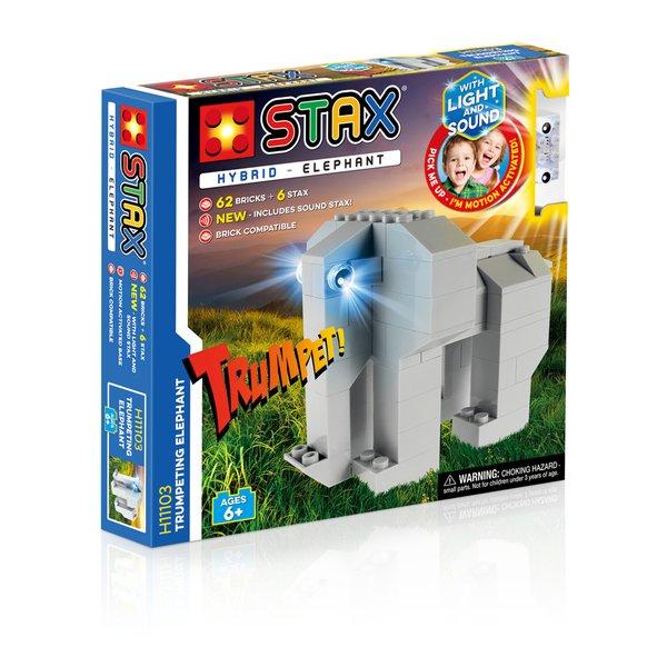STAX Hybrid Animals 11103 Trumping Elephant