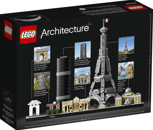 21044 LEGO® Architecture Paris