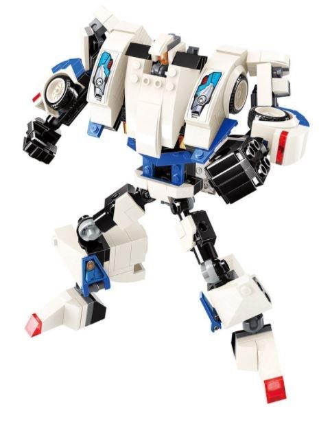 Qman 3306 Transform Blast Ranger Phantom Chaser
