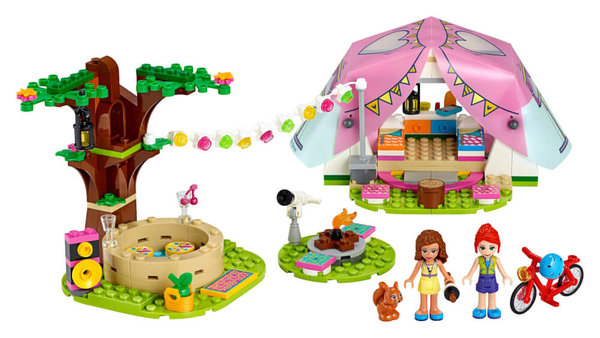 41392 LEGO® Friends Camping in Heartlake City
