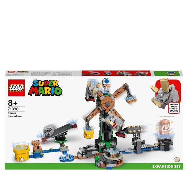 71390 LEGO® Super Mario  Reznors Absturz # Erweiterungsset